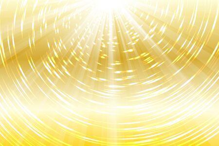 Colorful Vector Illustration Background, Light Vortex, Flash, Synchrotron Radiation, Light, Shine, Free Material, Free Size, Sparkle, Sun
