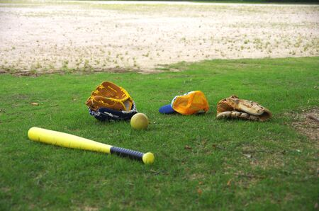 baseball equipment for kids photo