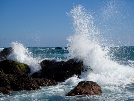 rough waves