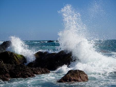 ruwe golven
