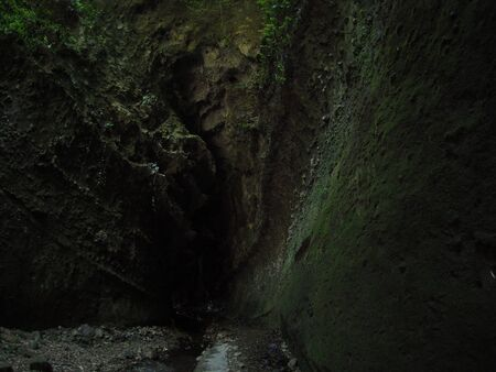 marine cave called Ioki-do