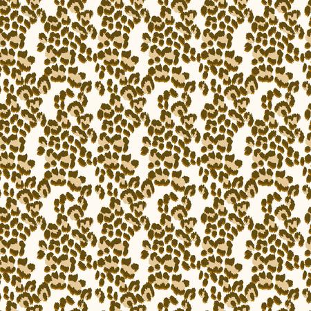 standard: Leopard pattern for fabric, printing standard