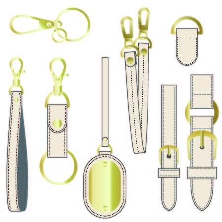 metal parts: metal parts design