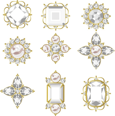 material: jewelry design material