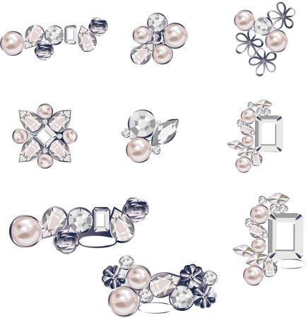 jewelry design material
