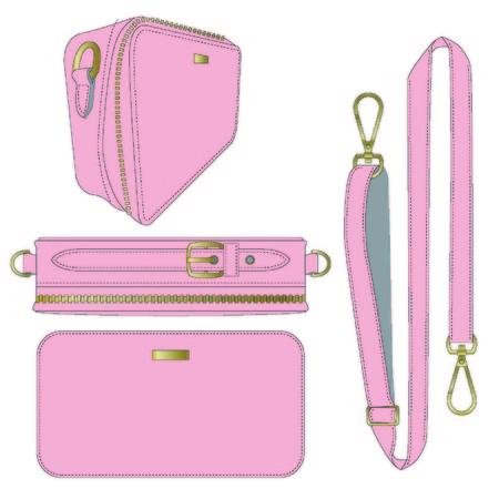 clutch bag: Clutch bag for design material