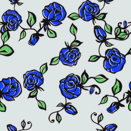 sophisticate: rose  Seamless Pattern