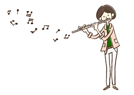 음악가 피리