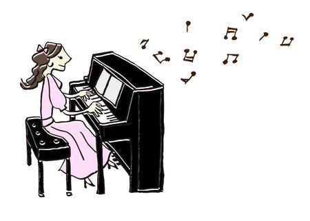 음악가 피아노