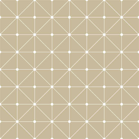 Japanese pattern-Lattice pattern. Seamless pattern. Material for wallpaper and wrapping paper. Textile design.