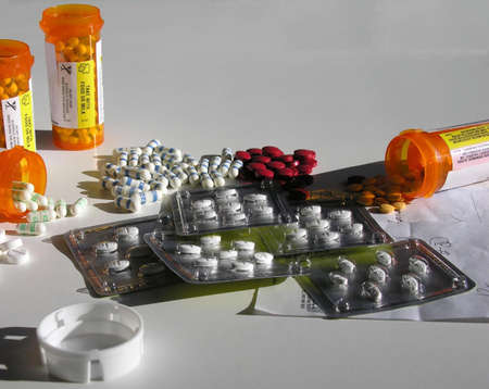 Medication and prescriptions #14 Stock Photo - 289673