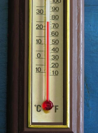 Indoor, thermometer