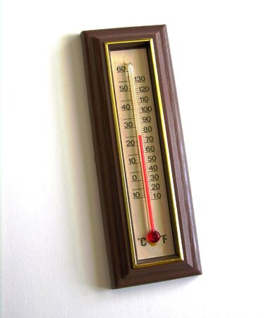 Indoor  thermometer.