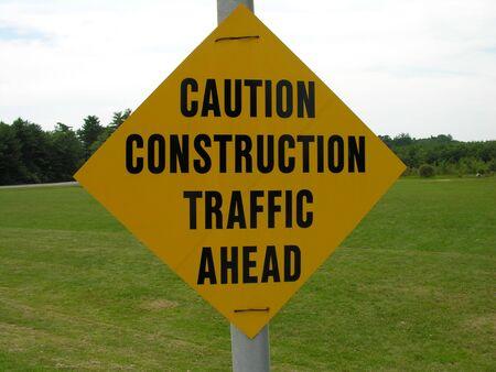 jobsite:  Construction jobsite sign