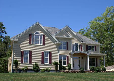 ribetes: Nueva casa en el pa�s.