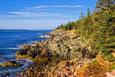 desert island: Desert Island Acadia N.P. Maine