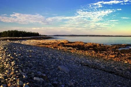 desert island: Desert Island, Maine Seacoast