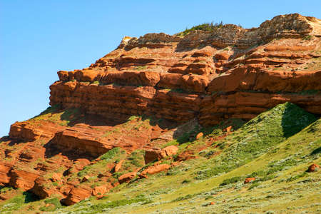 Red Cliffs in Wyoming