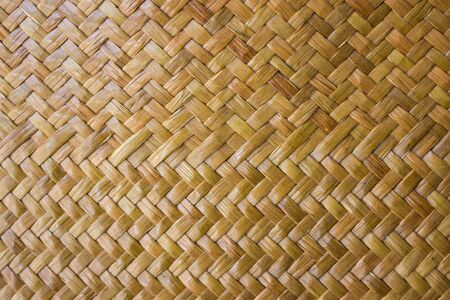 basketry: The taxture of thailand hand made basketry