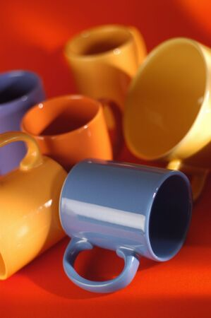 Different coffe cups