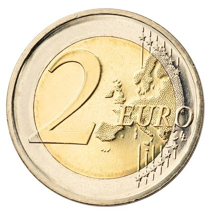 Two euro coin from Slovenia