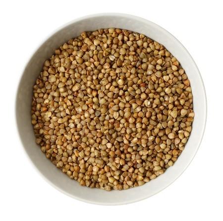 Cup of  buckwheat