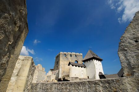 An old castle in Slovenia Stock Photo - 4047988