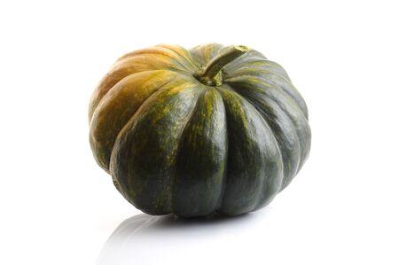 Studio shot of pumpkin Stock Photo - 4065218