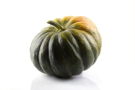 Studio shot of pumpkin Stock Photo - 4065216