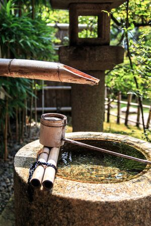 Japanese Cho-Zu Standard-Bild