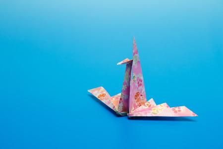 Japanese Paper Origami Crane