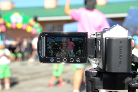 비디오 촬영 스톡 콘텐츠