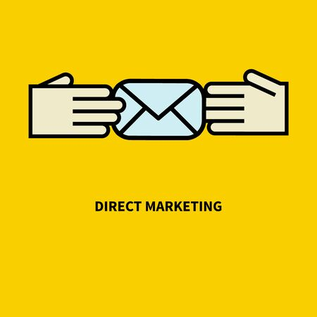 direct: icon direct marketing