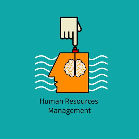resource: Icon human resource Illustration