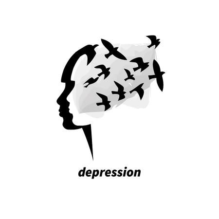 Symbol of depression