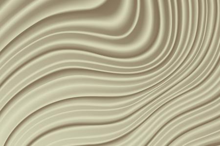 Background of swirly lines Illustration