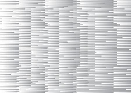 White glitch background