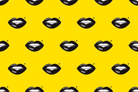 yellow cosmetic banner