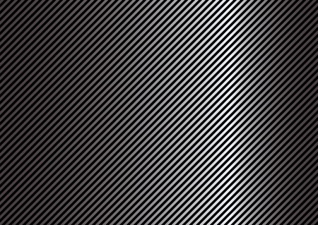 Screen with diagonal lines, background with stripes, monitor with slanting lines. vector illustration Illustration