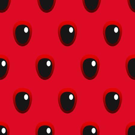 Watermelon seamless pattern,