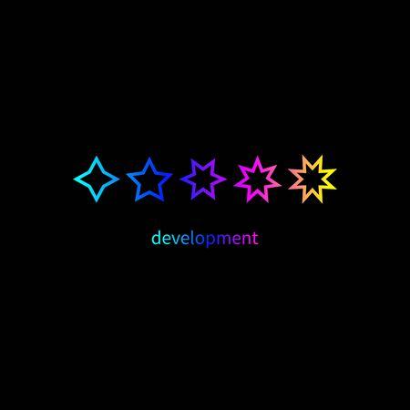 business development education Banque d'images - 131867850