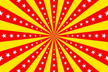 Zirkus Retro-Hintergrund