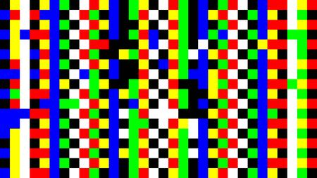 Pixel screen, glitch background, noise vector texture, digital abstract design