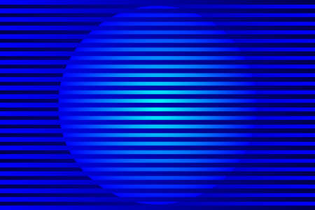 Abstract striped lined horizontal glowing background. Scan