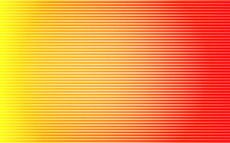 Abstract striped lined horizontal glowing background. Scan screen. Technological color futuristic background