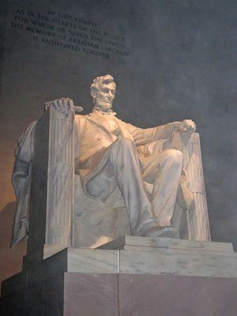 Lincoln Memorial - The National Mall - Washington.