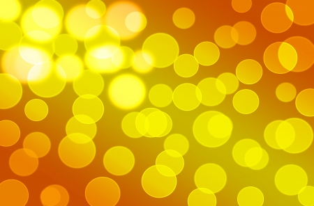 spl: Abstract glowing circles on a colorful background like digital