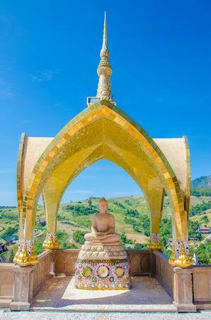 budha: Budha on moutain