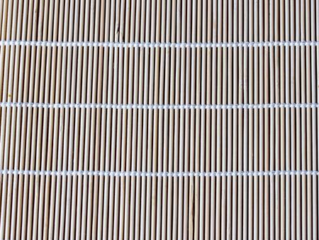 Makisu. Bamboo mat for sushi