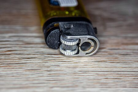 Close-up photo lighters